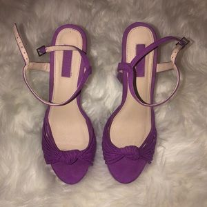Forever 21 size7 heels